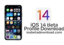 iOS 14 Beta Profile Download Free