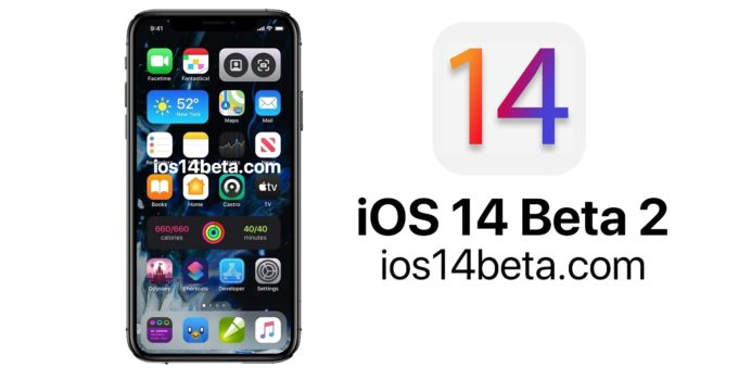 ios 14 beta 2 download