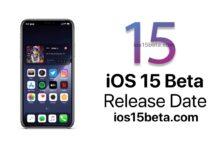 iOS 15 Beta Release Date